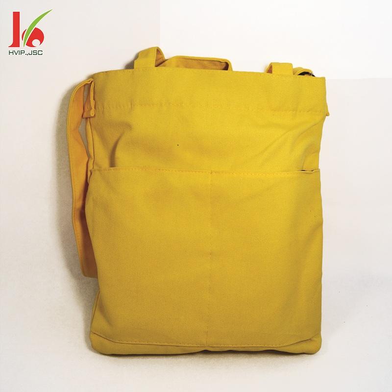 Túi vải bố thời trang Lotte 2