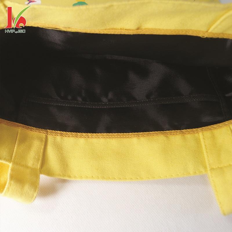 Túi vải bố thời trang Lotte 3