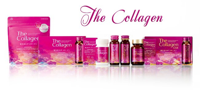 The Collagen của Shiseido