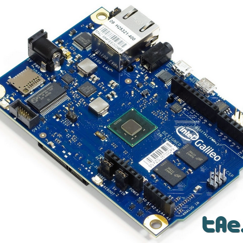 Intel® Edison and Arduino Breakout Kit