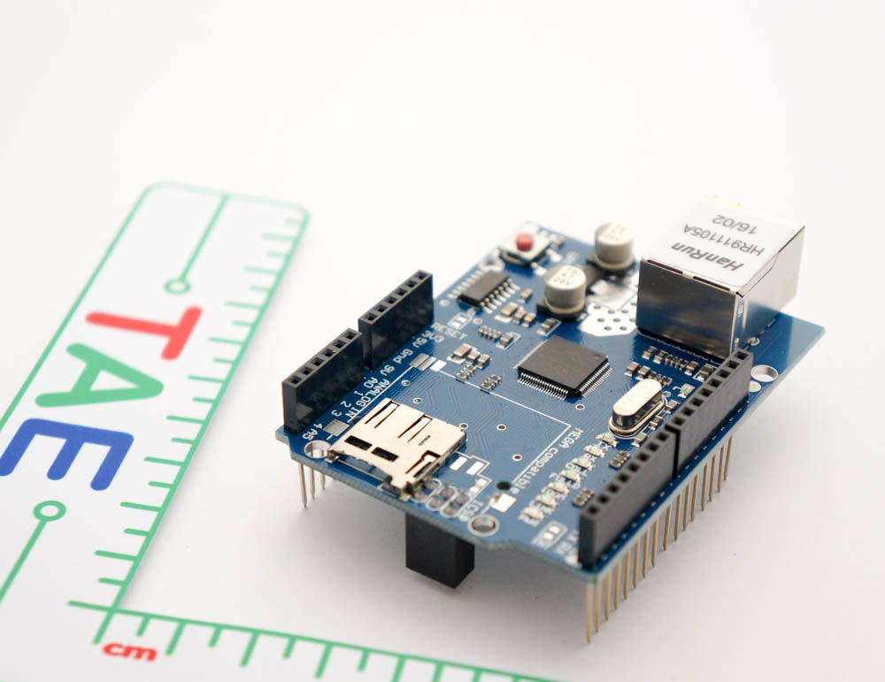 Ethernet Shield Arduino