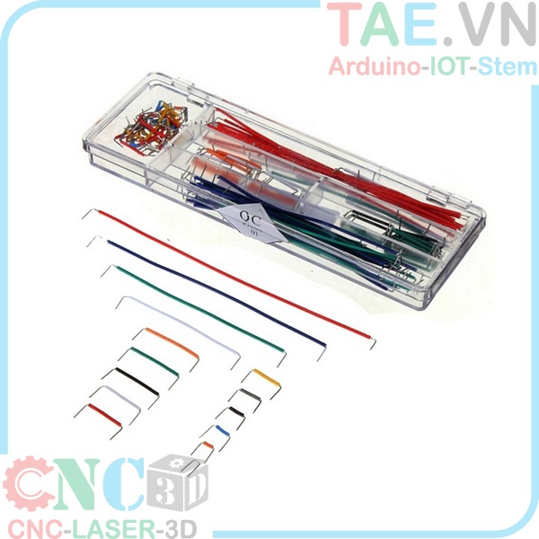Solderless Breadboard Jumper Cable