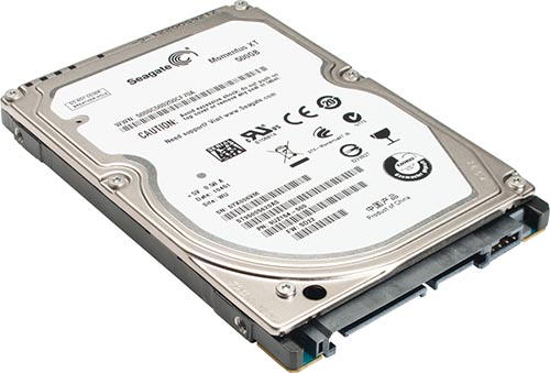 HDD Laptop Seagate 500GB