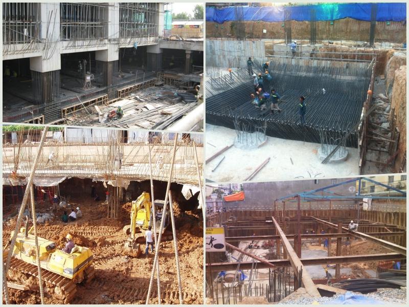 Thuyết minh biện pháp thi công tầng hầm nhà cao tầng- cẩm nang xây dựn