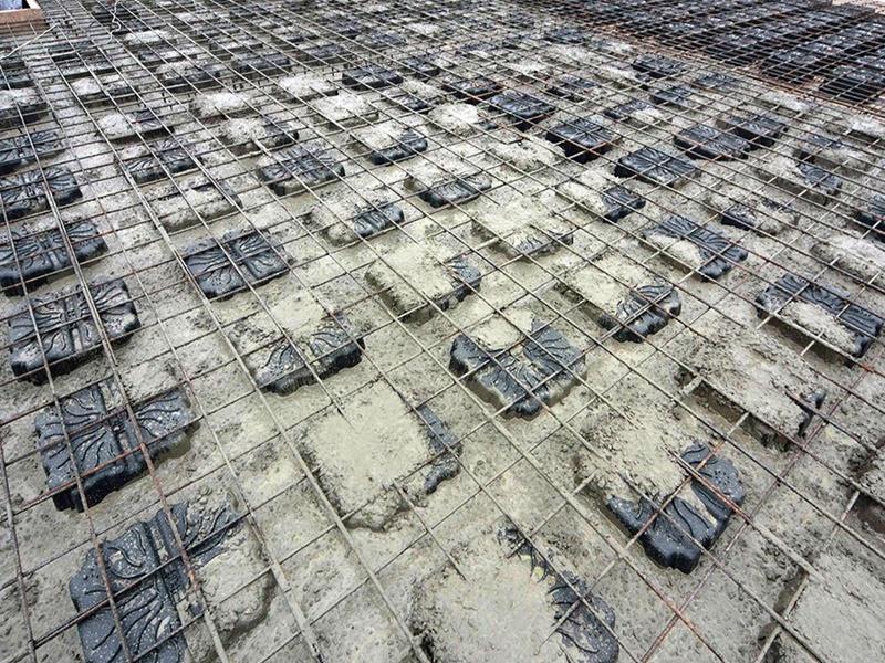Sàn không dầm là gì? Cấu tạo và thiết kế sàn không dầm