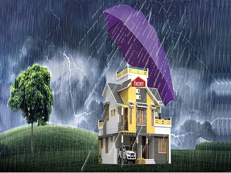 Kinh nghiệm sửa chữa nhà vào mùa mưa