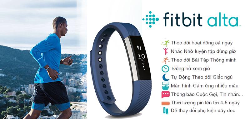 Chuyên Apple Watch | Fitbit giá tốt. ALTA: 1.550k, ALTA HR, CHARGE 2, VERSA, IONIC. Phụ kiện Fitbit - 3