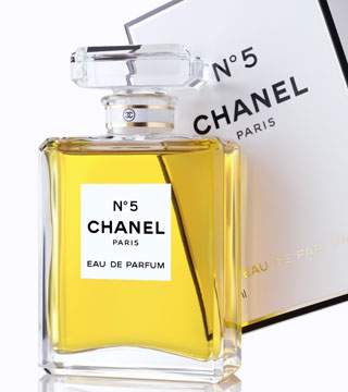 CHANEL No5 Eau de Parfum Spray 100ml