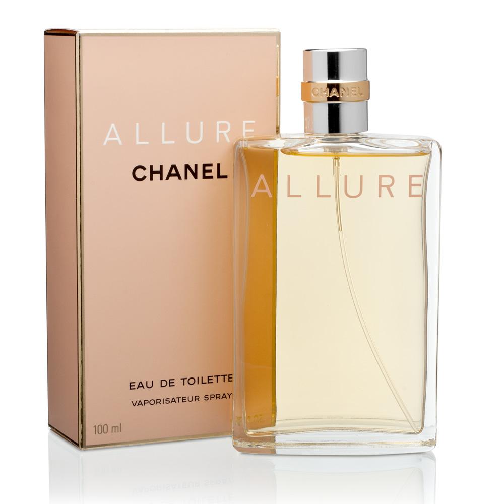 Kết quả hình ảnh cho Chanel Allure EDT 100ml