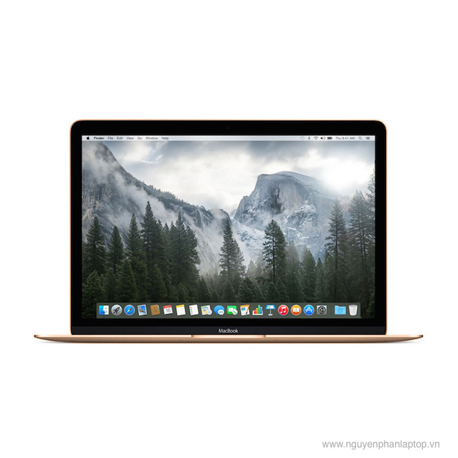 Macbook 12-inch 2015 (256GB | Gold)