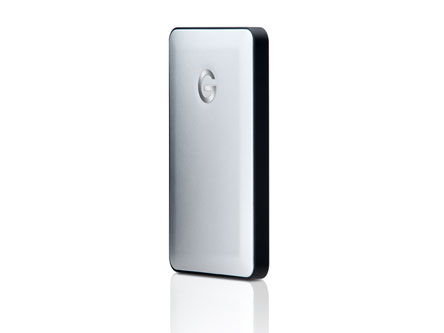 G|DRIVE Mobile 750GB