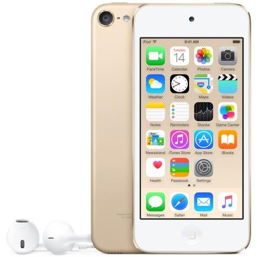 iPod Touch Gen 6 - 16GB (Gold)