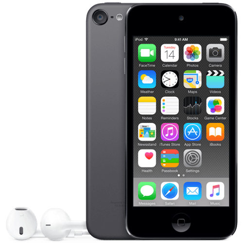 iPod Touch Gen 6 - 16GB (Gray)