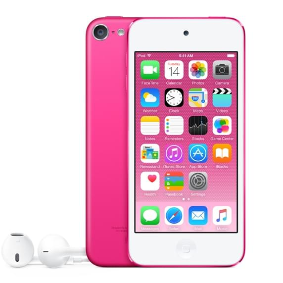 iPod Touch Gen 6 - 16GB (Pink)