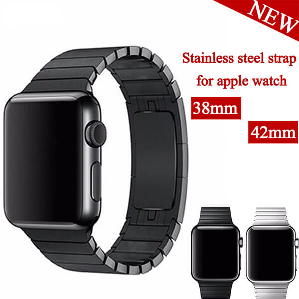 Dây Apple Watch Stainless Steel Link Bracelet