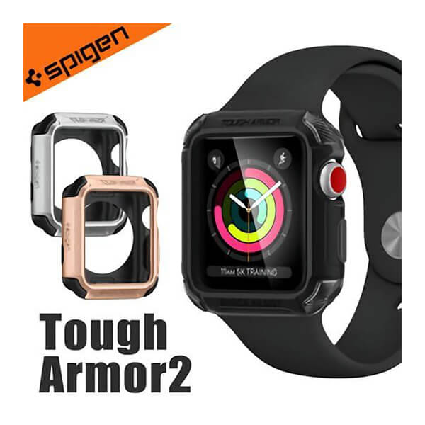 Apple Watch Series 3/2/1 (42mm) Case Tough Armor 2