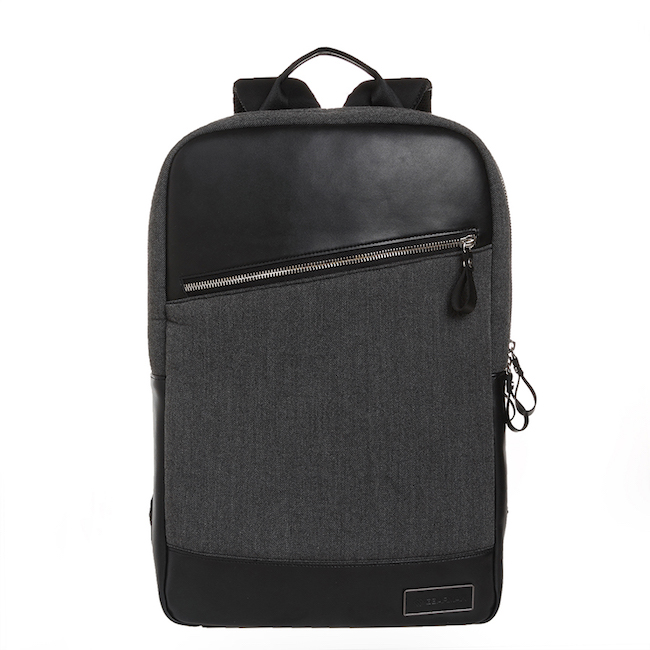GearMax Leather Backpack GM2769 MacBook 15