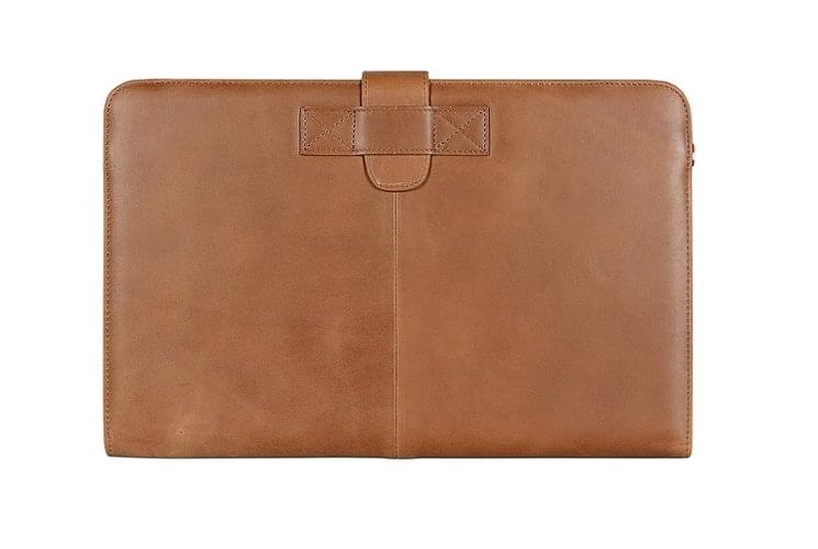 Decoded Leather Slim Cover Macbook Air 11-inch Brown