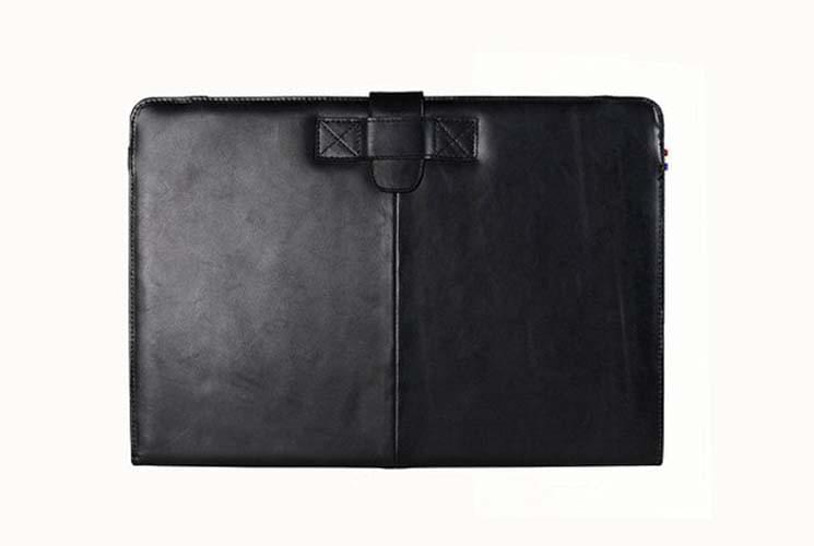 Decoded Leather Slim Cover Macbook Air 11-inch Black