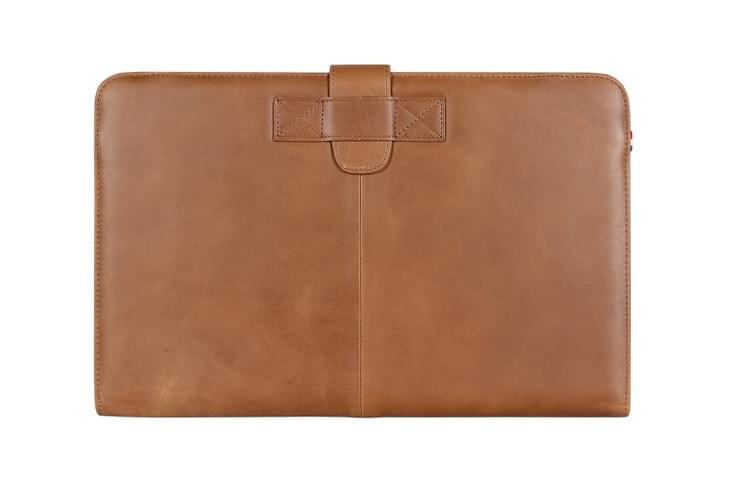 Decoded Leather Slim Cover Macbook Air 13-inch Brown