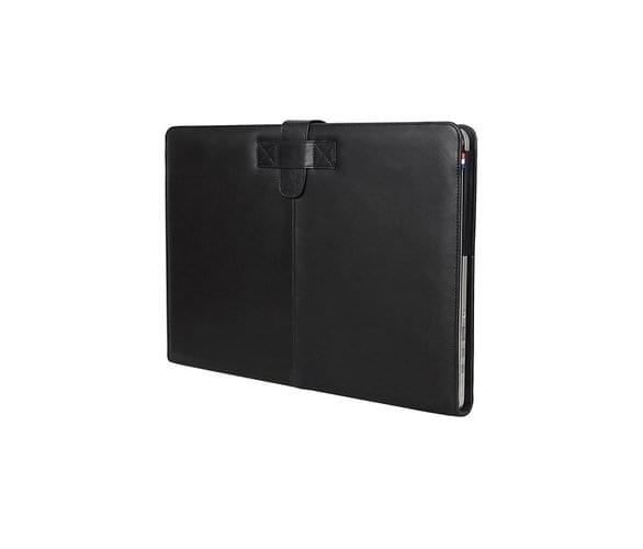 Decoded Leather Slim Cover Macbook Pro Retina 15 - Black