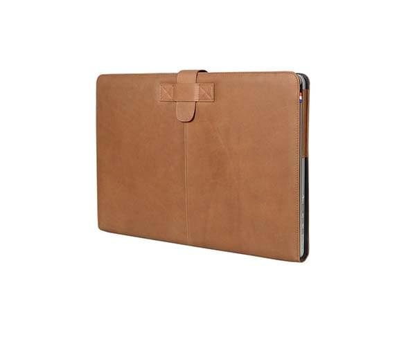 Decoded Leather Slim Cover Macbook Pro Retina 15 - Brown