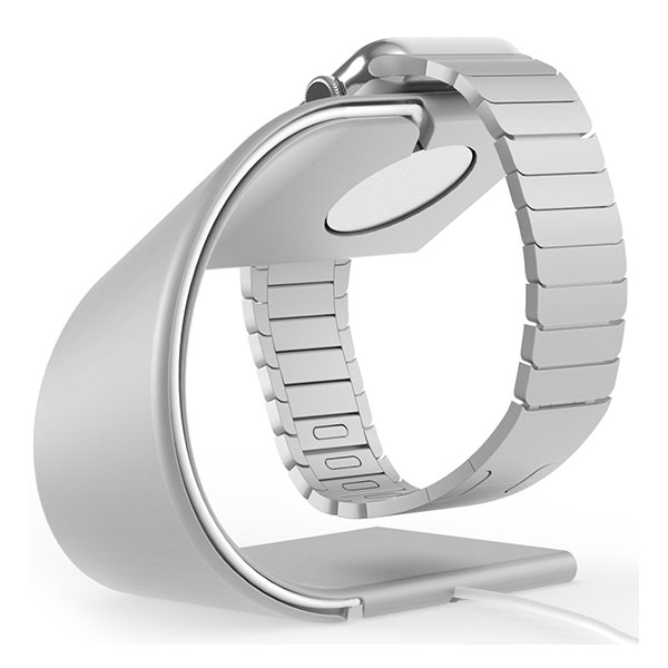 Dock Sạc Apple Watch Stand - Silver