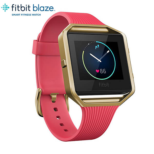 Fitbit Blaze Smart Fitness Watch Special Edition Pink/Gold
