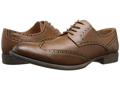 Giày nam GUESS North Cognac Oxford