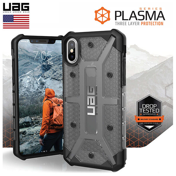 UAG iPhone X Plasma