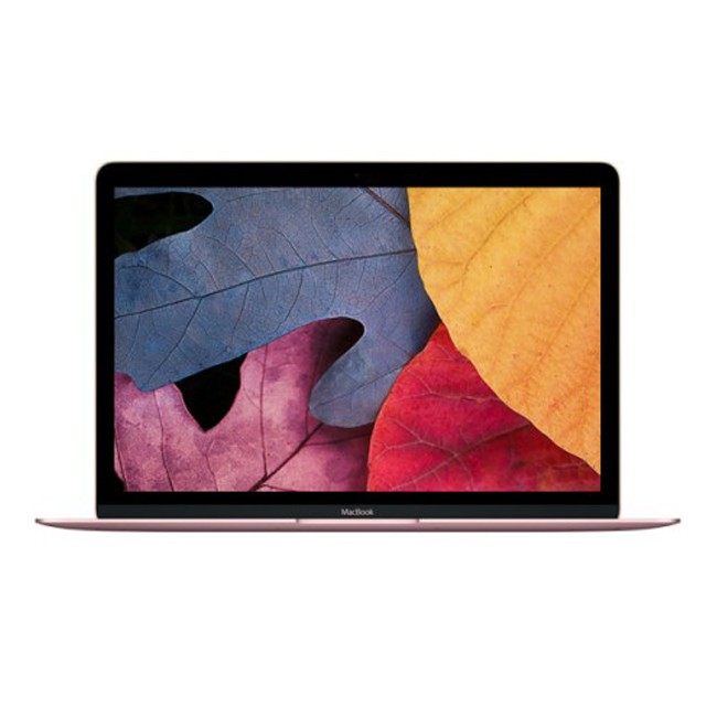 Macbook 12-inch 2016 (256GB | Rose Gold)