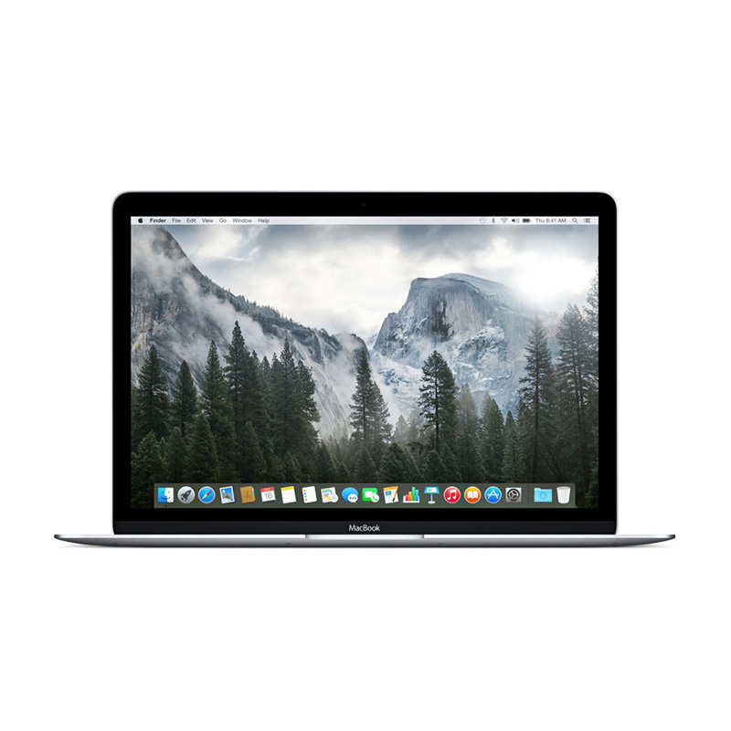 Macbook 12-inch 2015 (256GB | Silver)