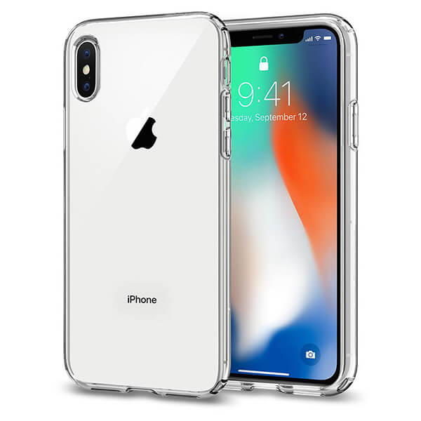 Spigen iPhone X Case Liquid Crystal