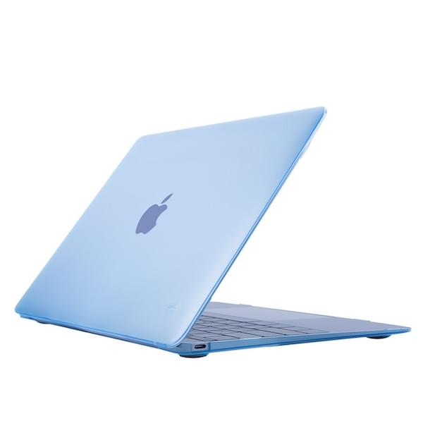 Ốp Nhựa Macguard Ultrathin Macbook 12 - Blue