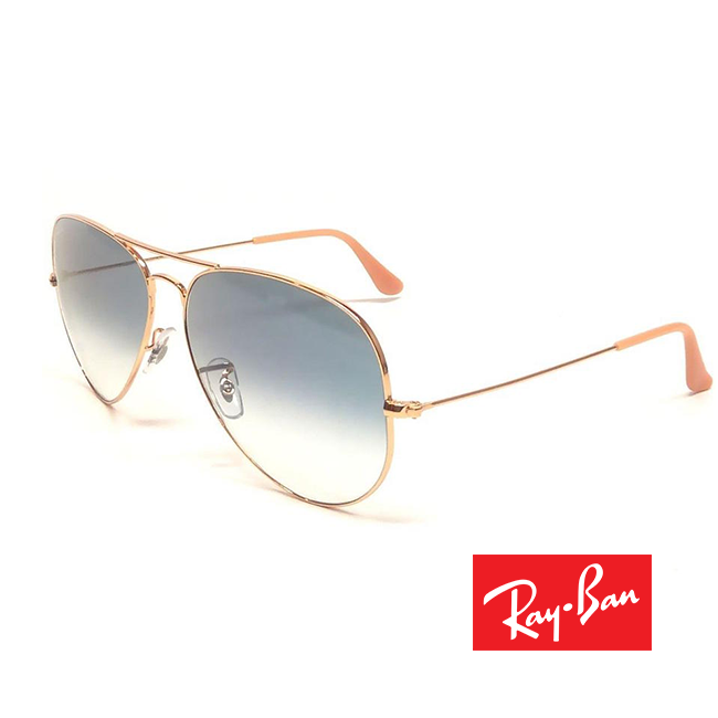 Kính Mát Ray-Ban Aviator Large Metal Gold RB3025