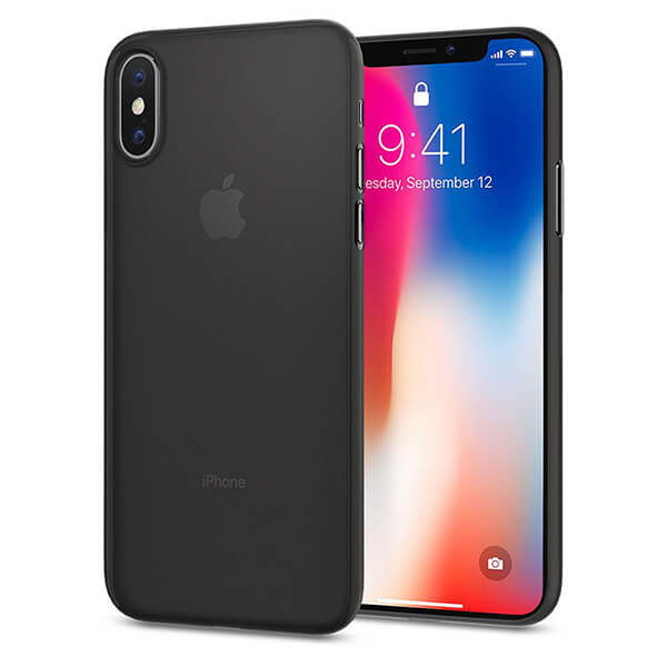 Spigen iPhone X Case AirSkin