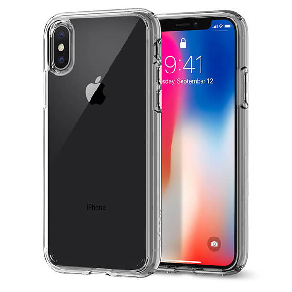 Spigen iPhone X Case Ultra Hybrid