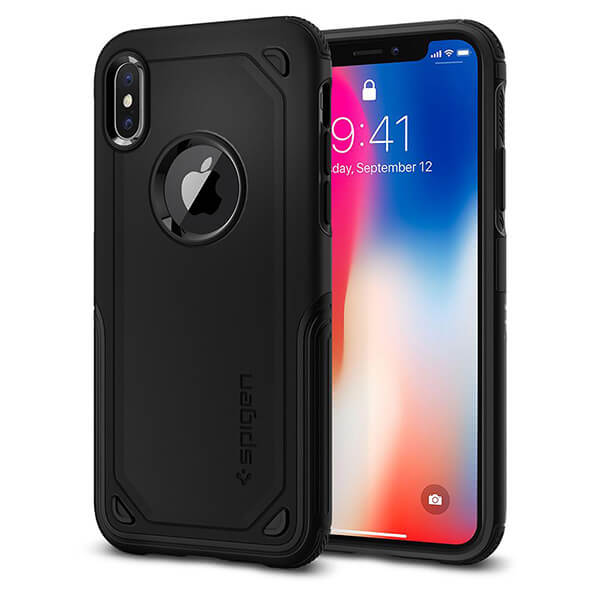 Spigen iPhone X Case Hybrid Armor