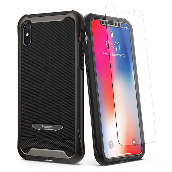 Spigen iPhone X Case Reventon