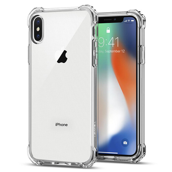 Spigen iPhone X Case Rugged Crystal