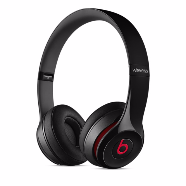 Tai nghe bluetooth Beats Solo 2 Wireless - Black