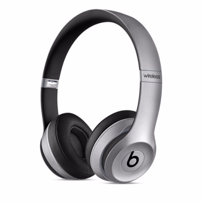 Tai nghe bluetooth Beats Solo 2 Wireless - Space Gray
