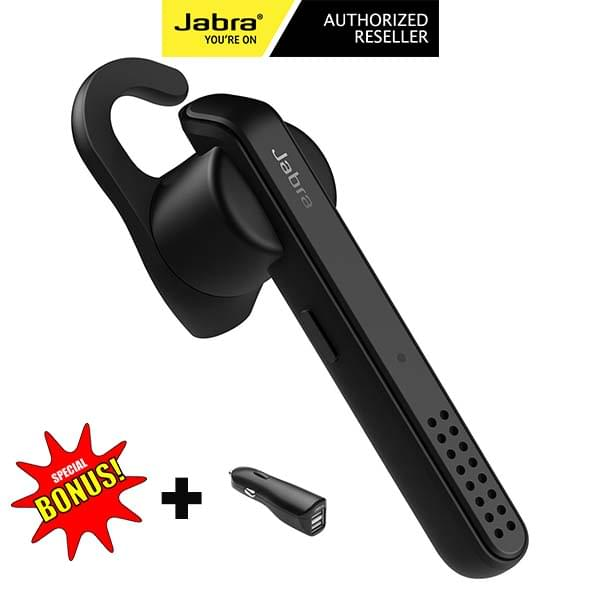 Tai Nghe Bluetooth Jabra Stealth Black Edition