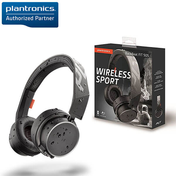 Tai Nghe Bluetooth Stereo Plantronics Backbeat FIT 505