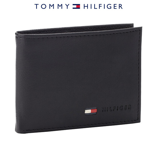Ví Da Nam Tommy Hilfiger Leather Multi-Card Bifold