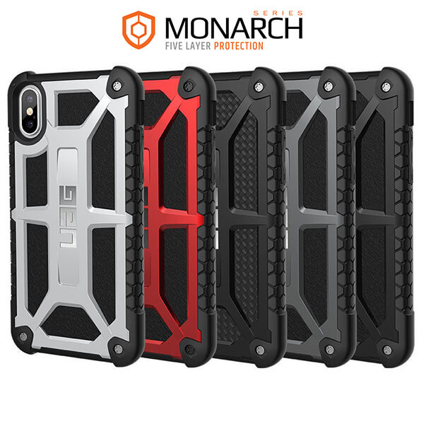 UAG iPhone X Monarch