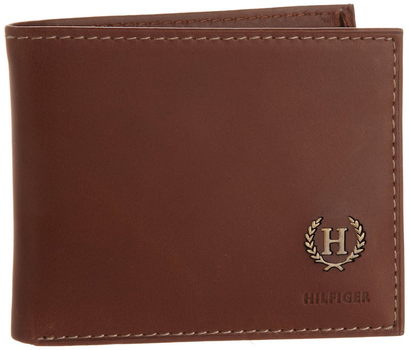 Ví Da Nam Tommy Hilfiger Leather Hove Passcase Billfold