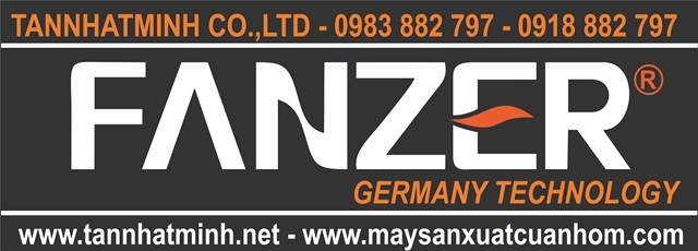 Máy sx cửa nhôm nhựa  Fanzer