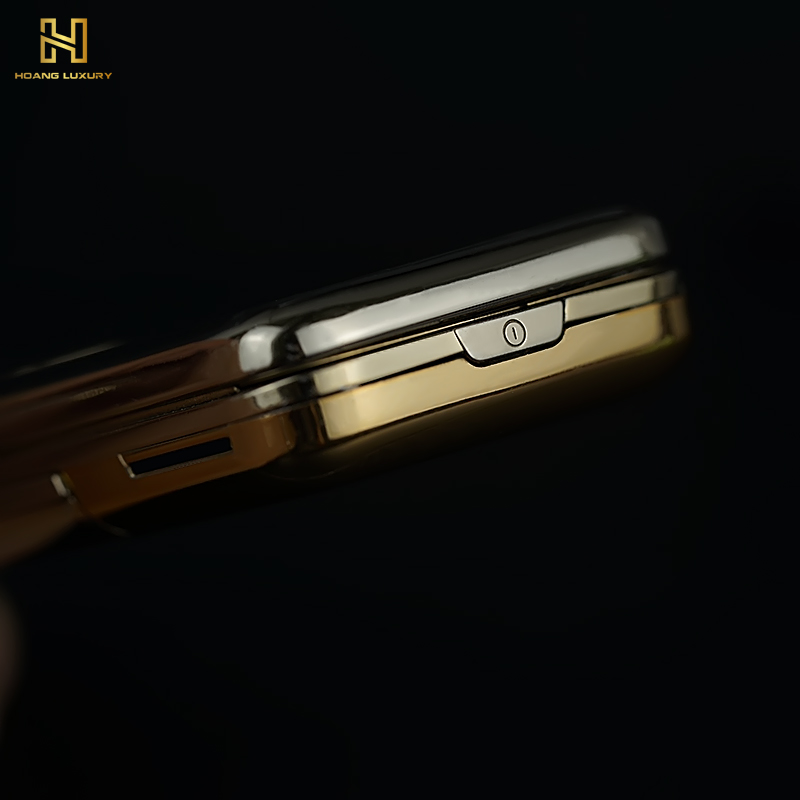 nokia 8800 gold nguyên bản da nâu 1 gb