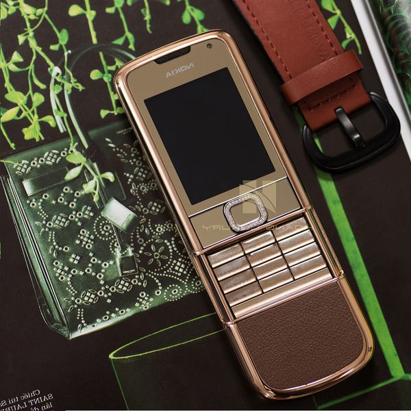 nokie 8800 gold arte